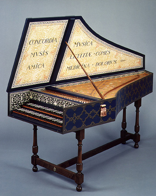 Harpsichord Kit - Website of risocopy!